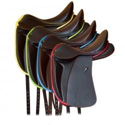 Silla de montar doma Marjoman Viena bicolor
