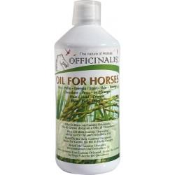 """Alimento complementario OFFICINALIS® """"Oil for Horses/Aceite para caballos"""""""