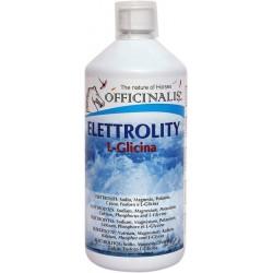 Complemento alimenticio OFFICINALIS® Electrólitos L-Glicina