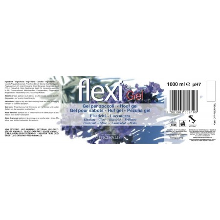Gel para cascos Officinalis Flexi
