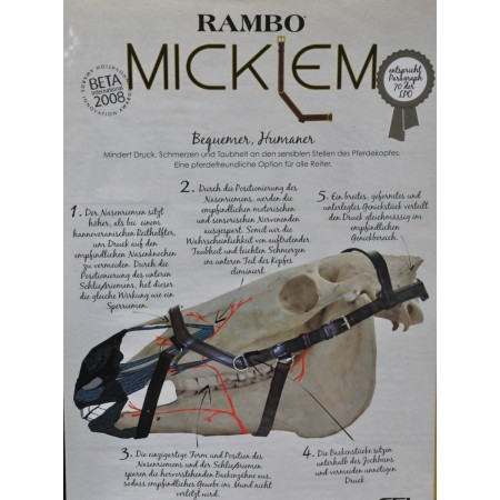RAMBO MICKLEM COMPETITION Brida