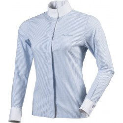 "Camisa EQUI-THÈME ""Stripe"" de mangas largas"