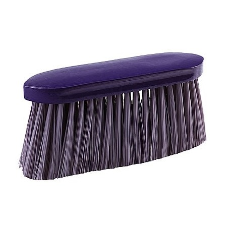Cepillo de nylon efecto brillo