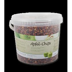 Complemento alimenticio para caballo de copos  de remolacha roja y manzana 2 kg