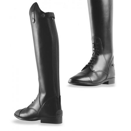 Botas de piel con cordones para equitación de Equicomfort