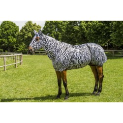 Manta caballo anti-eczema CEBRA Equi-Theme