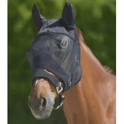 Máscara antimoscas Premium con protección de orejas