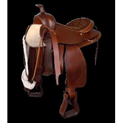 Silla western Waldhausen para caballos grandes
