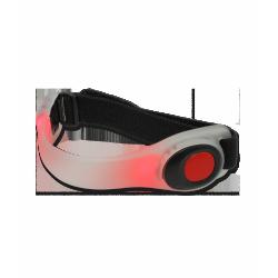 Brazalete reflector LED rojo