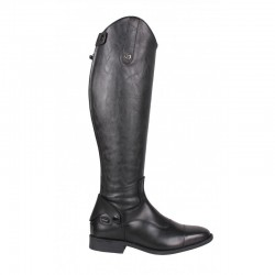 Botas de piel elásticas QHP Birgit