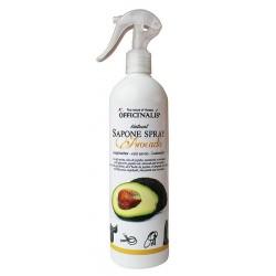 Jabón para cueros en spray OFFICINALIS® Aguacate