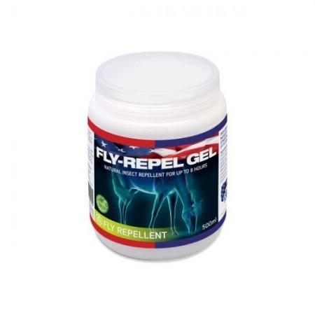 Gel FLY-REPEL repelente natural de insectos 500 ml
