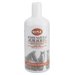 Aceite pata de buey Crin Blanca para cuero