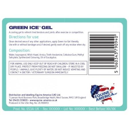 GREEN ICE GEL™ para los tendones del caballo 1,9 kg