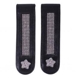 Clips adorno para botas Star de QHP
