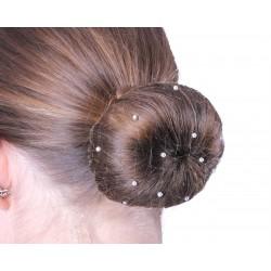 Redecilla para el pelo Invisible Pearl de QHP