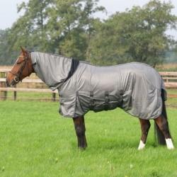 Manta antimoscas con cuello incorporado QHP