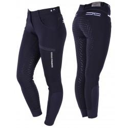 Pantalones de equitación con grip Emma de QHP