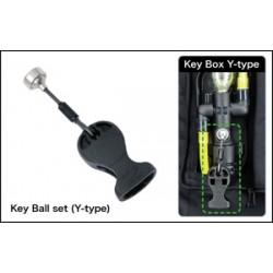 Cable de conexión con bola TYPE Y de HIT-AIR