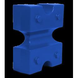 Soporte Cavaletti de plástico para barras de WALDHAUSEN