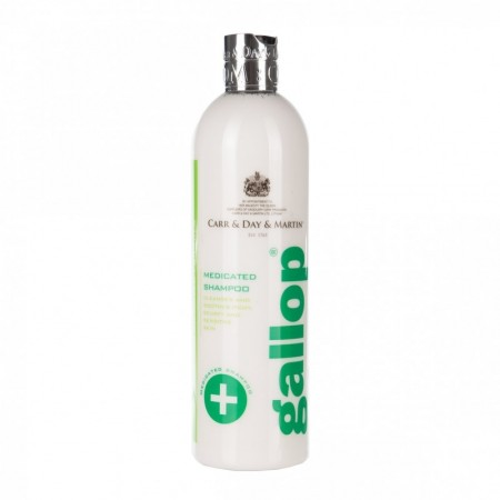GALLOP Champú antiséptico medicado 500ml de CARR&DAY