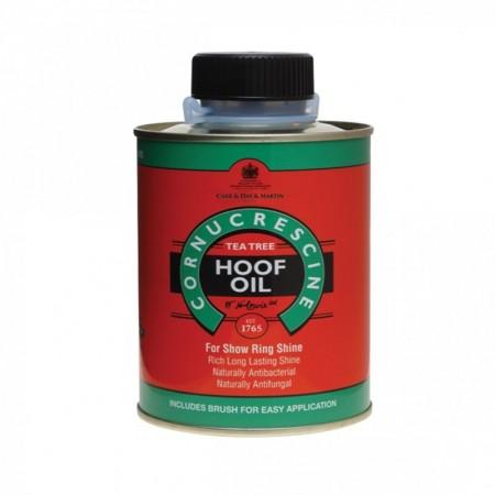 Aceite para cascos Cornucrescine Tea Tree Hoof Oil 500ml de CARR&DAY