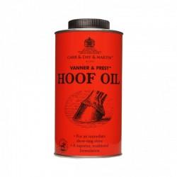 Aceite para Cascos Vanner&Prest Hoof Oil 500ml de CARR&DAY