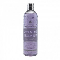 Liniment antinflamatorio y relajante muscular 500ml de CARR&DAY