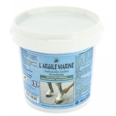 Arcilla marina du maréchal 1'5kg de EKKIA