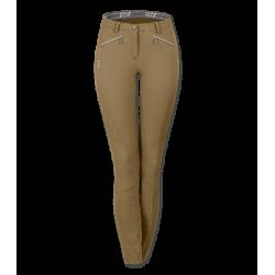 Pantalón equitación mujer con culera de silicona Elt Gala