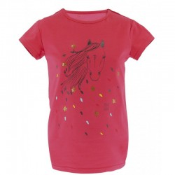 Camiseta manga corta Beauty de Equi-Kids