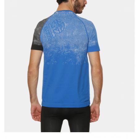 Camiseta manga corta termorreguladora para hombre HGRACE