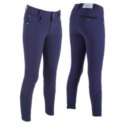 Pantalones de montar térmicos para jovenes con culera Elt Montana