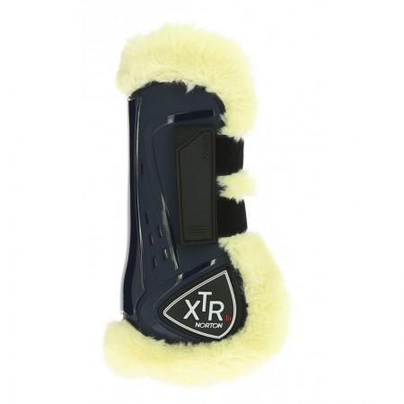 Protectores de tendón NORTON XTR con borreguillo sintético