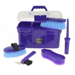 Caja de limpieza de Hippo-Tonic