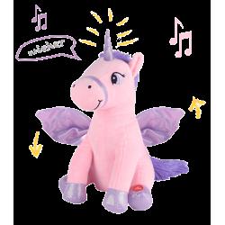 Unicornio Maggie con Música