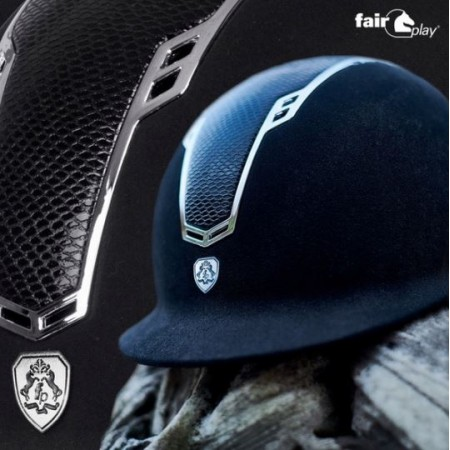 Casco para montar FUSION SNAKE de Fair Play
