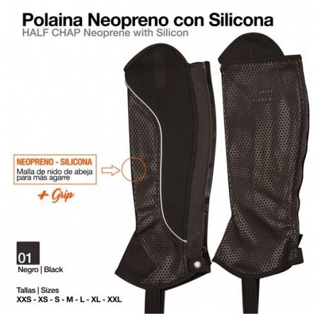 Polainas de Neopreno con Silicona