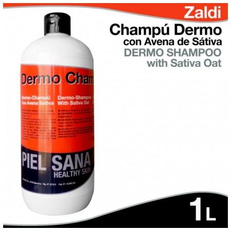 Champú Dermo con Avena de Sátiva de Zaldi