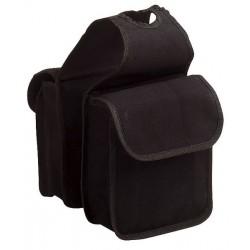 Alforjas para silla de montar western pequeñas para pomo