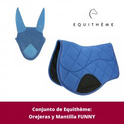Mantilla Funny de Equithème para Caballo