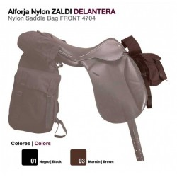 Alforja Delantera de Zaldi