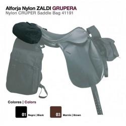 Alforja Grupera de Zaldi
