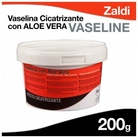 Vaselina cicatrizante con Aloe Vera...