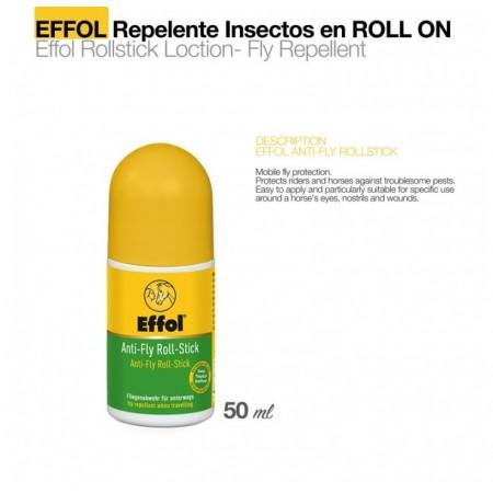 Stick loción anti-moscas para caballo...