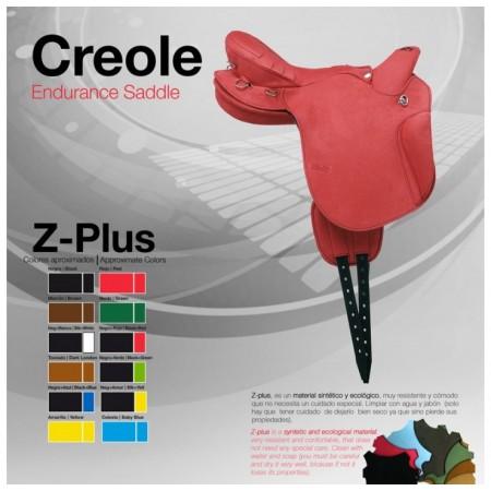 Silla montar raid sintética Zaldi Creole