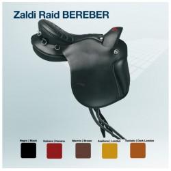 Silla raid Zaldi Bereber cuero