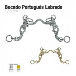 Bocado portugués labrado...