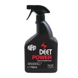 Repelente de insectos para caballo Deet Power de Naf Off