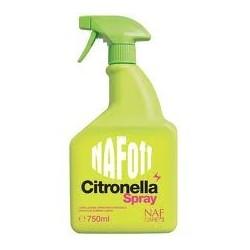 Repelente de insectos para caballo Citronella de Naf Off